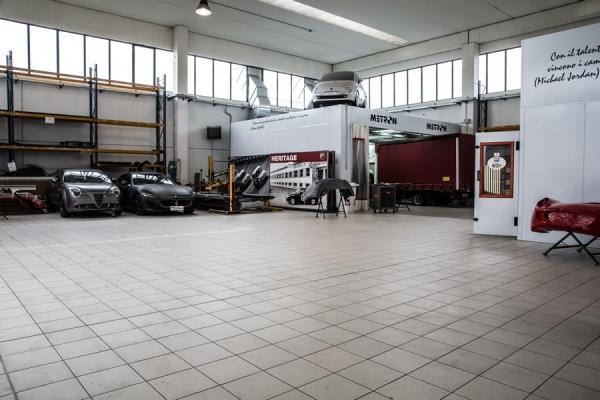 Tirabolli e carrozzeria a Nichelino (Torino)
